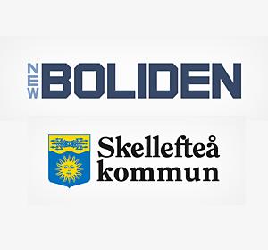 Ramavtal med Boliden och Skellefteå kommun